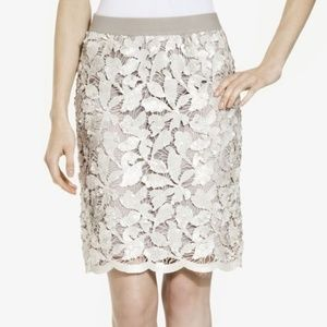 NWT BCBG MAXARIA Guinevere Sequin Skirt - S